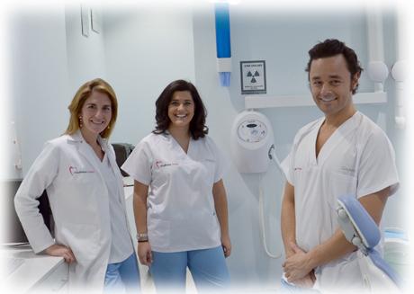 Equipo médico de Villafranca Dental